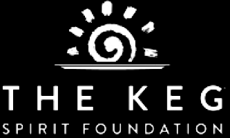 The Keg Spirit Foundation logo